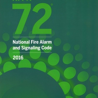 72: National Fire Alarm & Signaling Code