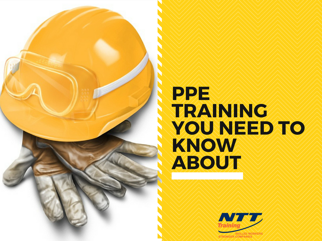 Personal Protective Equipment (PPE) Training you Need to Know About
