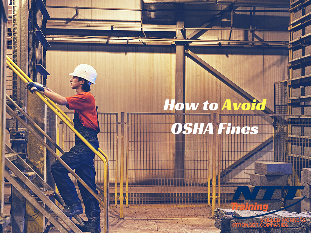 How to Avoid OSHA Fines