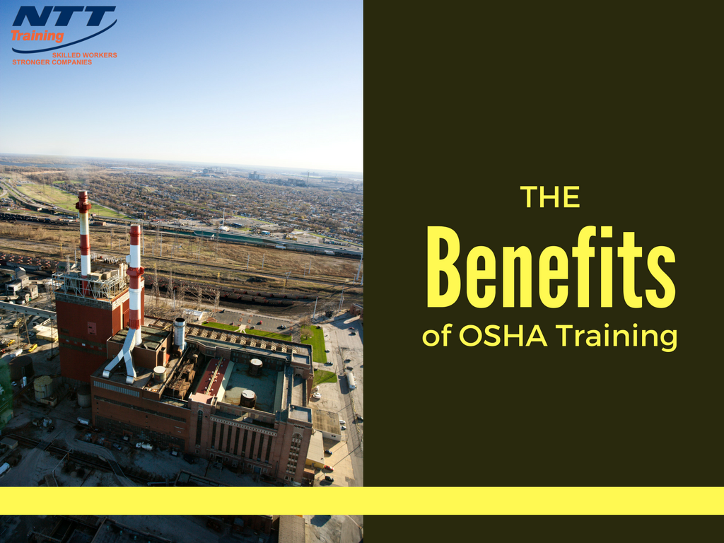 Benefits of OSHA Training