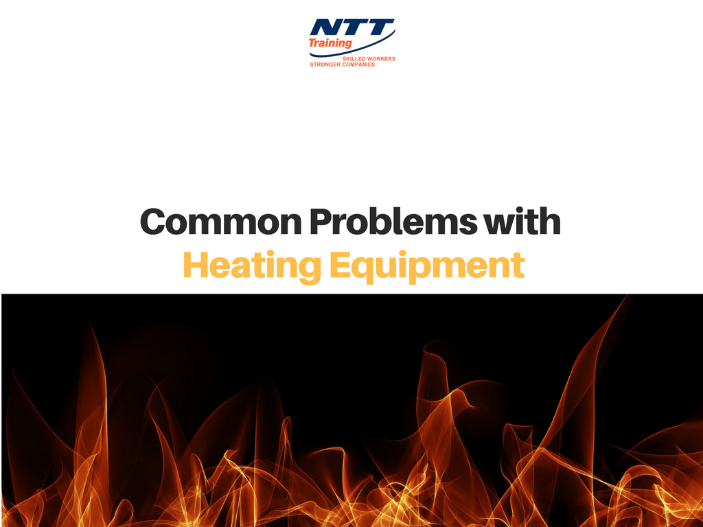Common troubleshooting problems with heating equipment