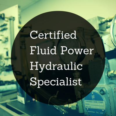 Certified Fluid Power Seal