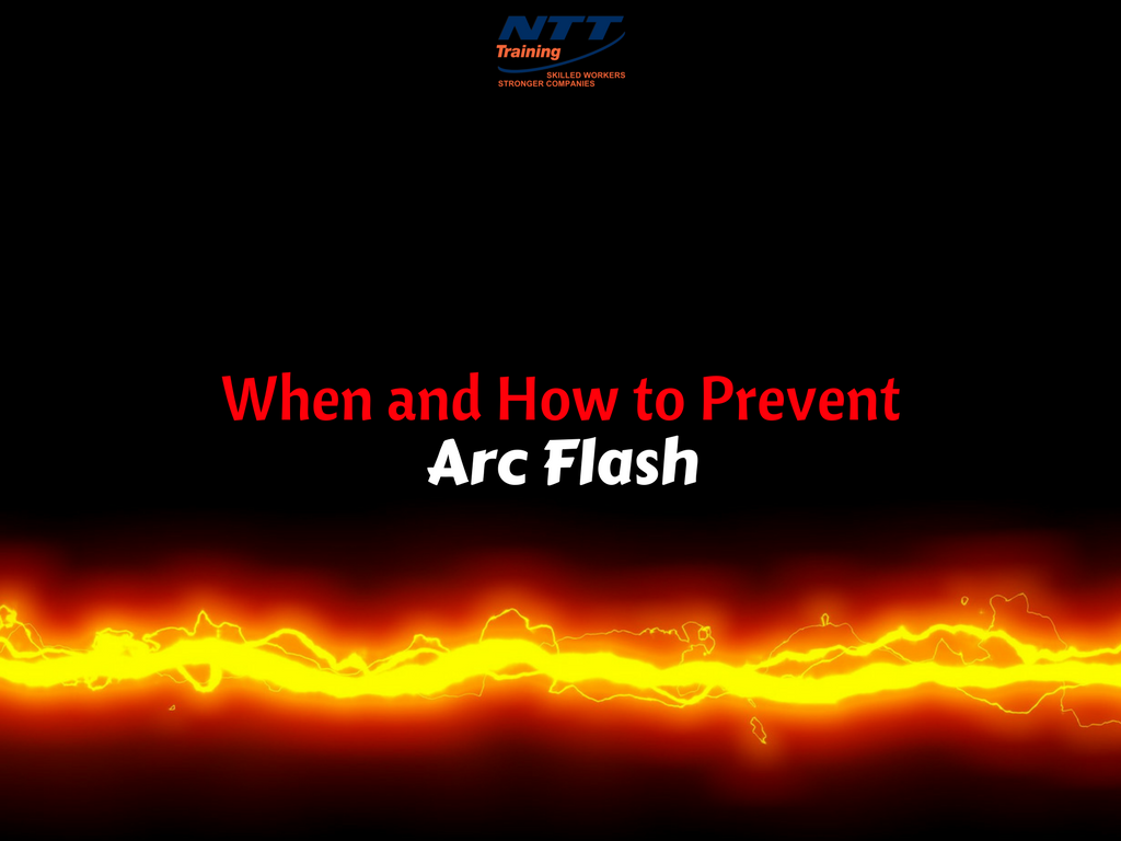 When and how to use Safety Equipment to Prevent Arc Flash
