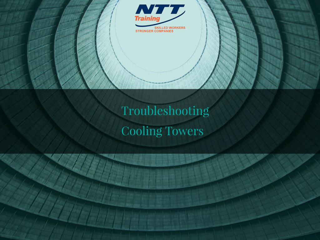 Common Cooling Tower Troubleshooting Issues Ntt Training Hvac Blower Motor