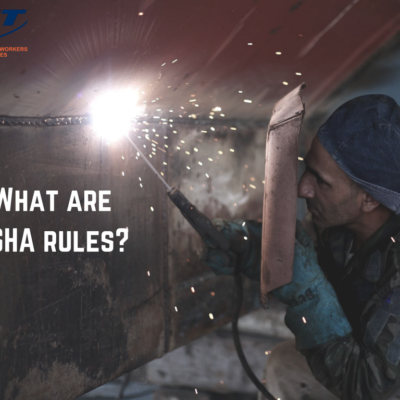 What are OSHA Laws and Regulations?