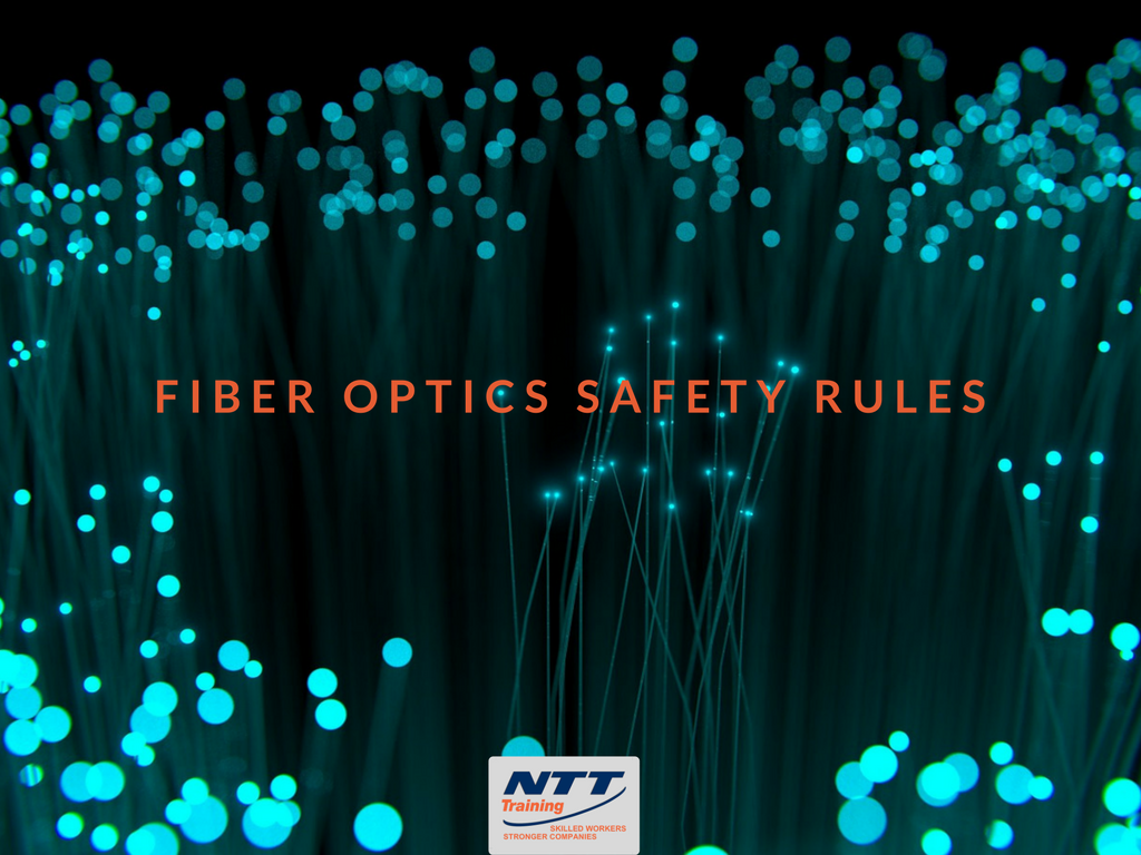 fiber optic safety rules Learn how to safely terminate and test fiber optic cables and connectors in this fiber optic safety tutorial from the cableorganizercom  fiber optic safety rules.