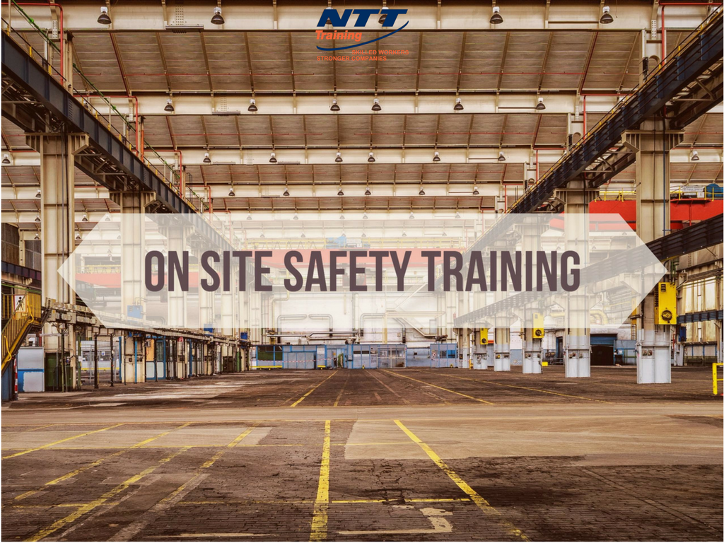 Onsite Health and Safety Training: What Are the Advantages?