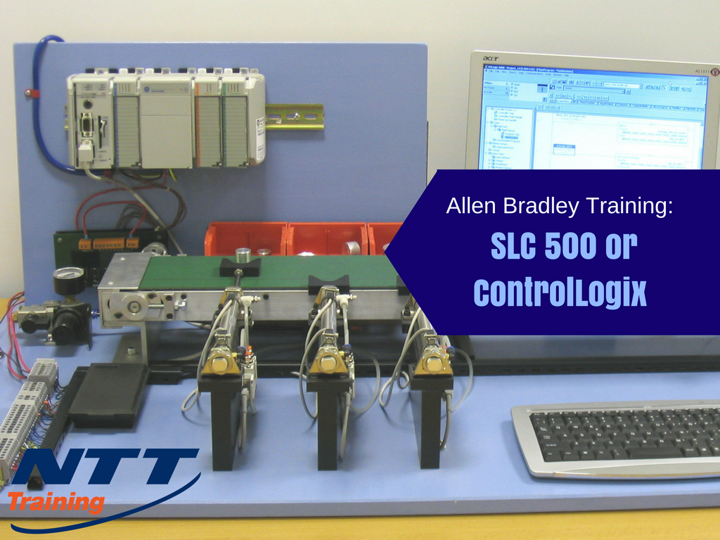Allen Bradley Training: SLC 500 or ControlLogix Control Systems