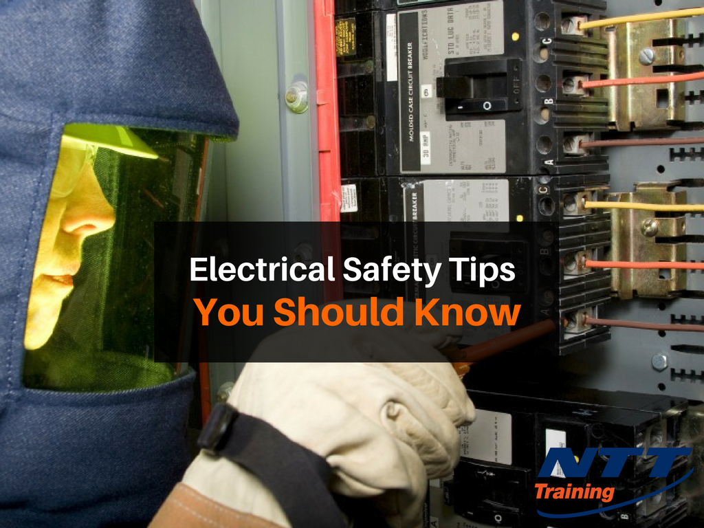 Electrical Safety Tips You Should Know on Day One