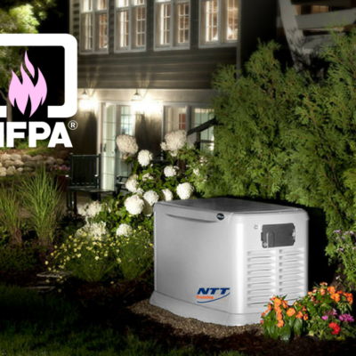 NFPA 110: Standby Generator Standards You Should Know