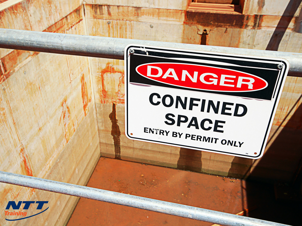 Confined Space Training: Your Employees Should Never Be in a Tough Spot