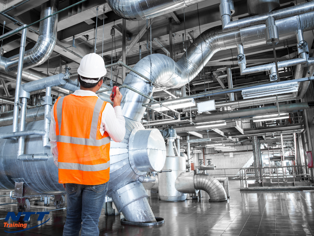 Steam Distribution Systems in Industrial Work: Key Safety Features